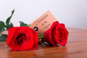 ritual de las rosas